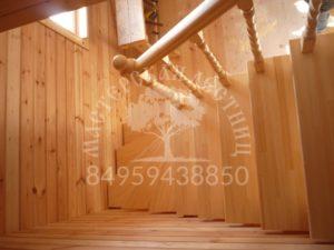 Деревянные Лестницы Дорохово