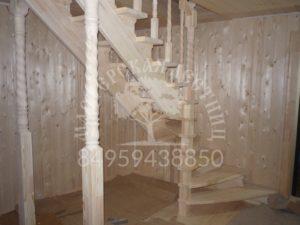 Деревянные Лестницы Руза